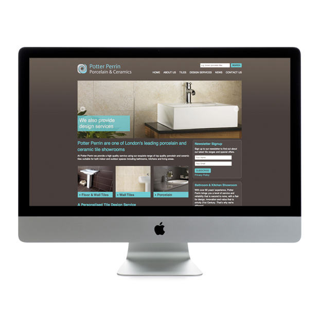 Web Design Wandsworth Potter Perrin