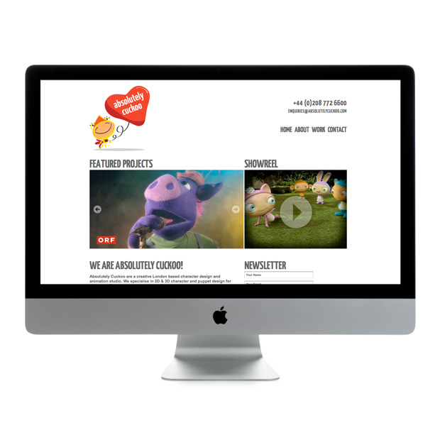 Web Design Wandsworth Absolutely Cuckoo